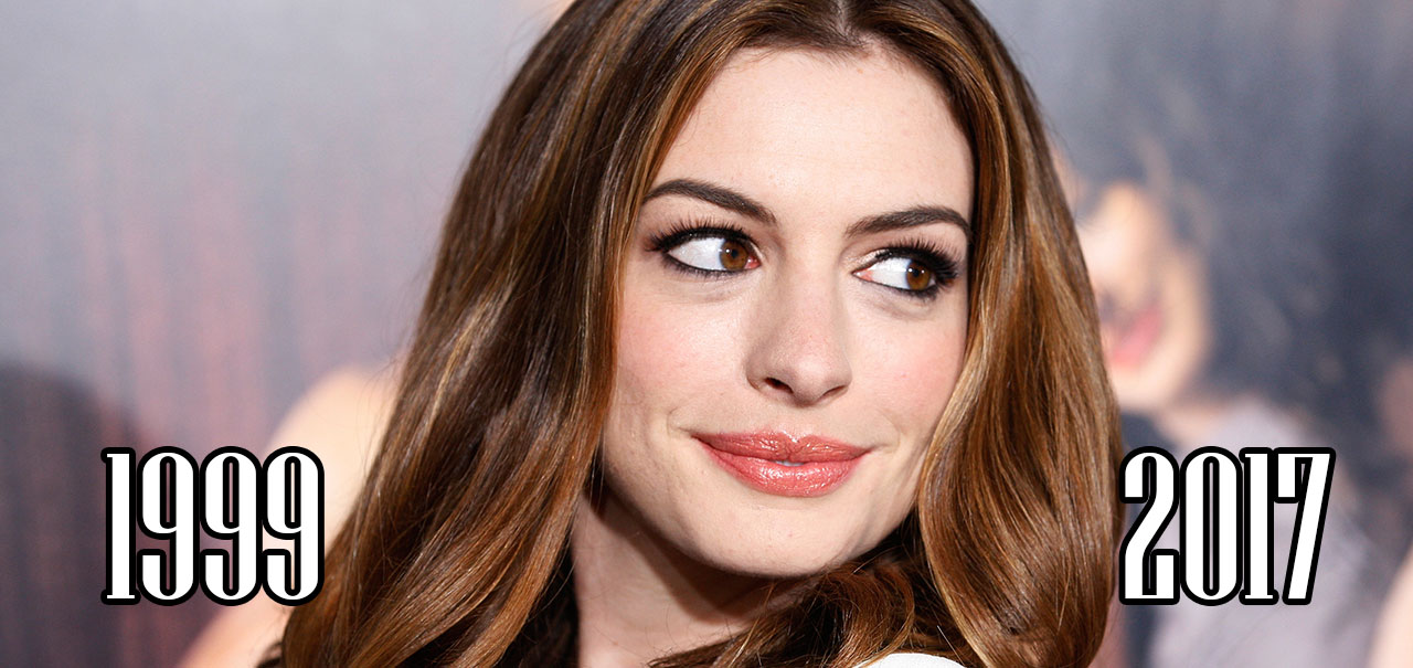 Anne Hathaway movie list from 1999 to 2017! | We Love ...