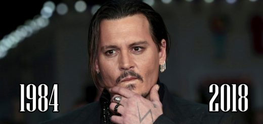 Johnny Depp movie list