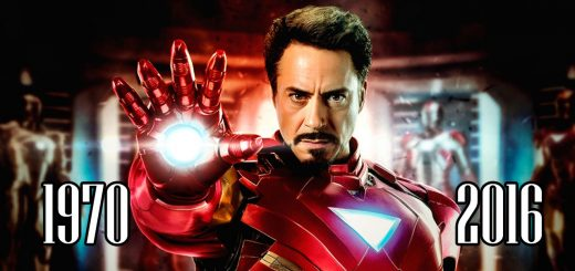 Robert Downey Jr. movie list