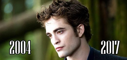 robert pattinson movie list