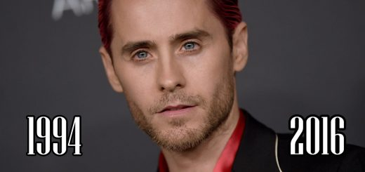 jared leto movie list