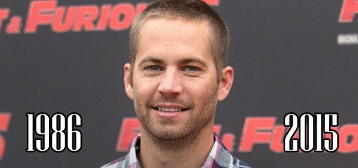 paul walker movie list