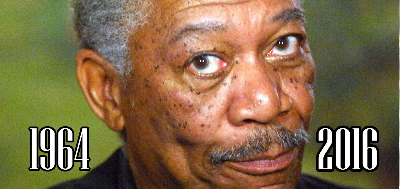 Morgan Freeman movie list from 1964 to 2016! | We Love ...